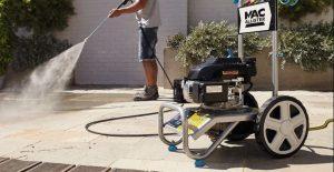 Comment fonctionne un nettoyeur haute pression thermique ?